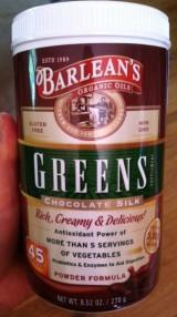 Barlean's Organic Oils.